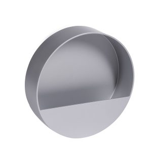 Multivorm Round Wall Planter