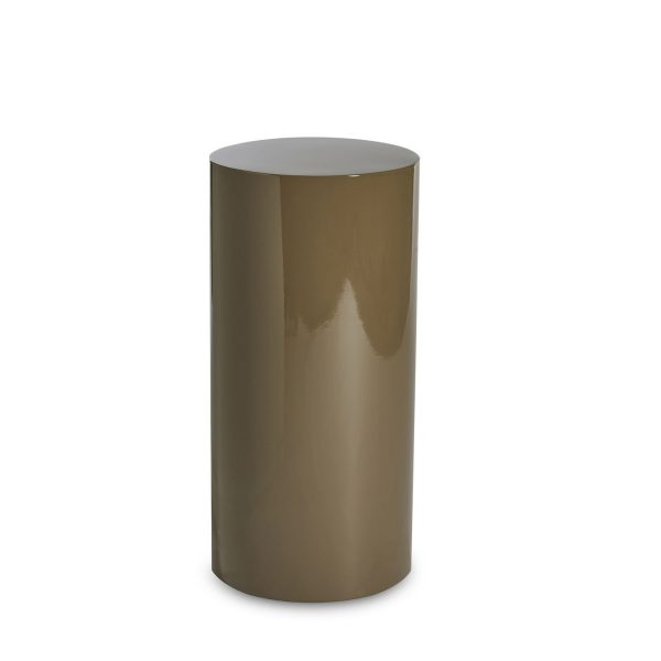 Deco Synthetic Round Pedestals
