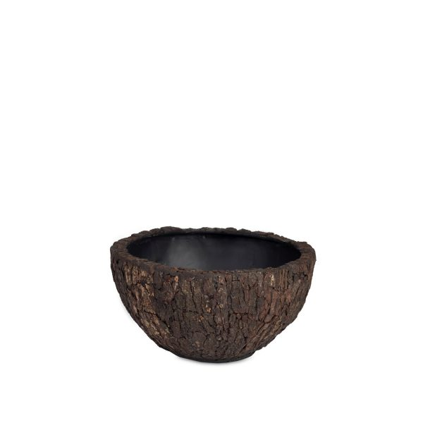 Bosco Bowl Brown Bark