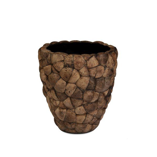 Bosco Pot Coconut Shell