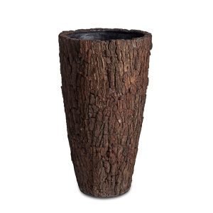 Bosco Vase Brown Bark