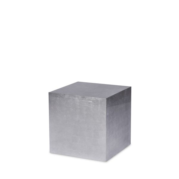 Cubo Silver Leaf