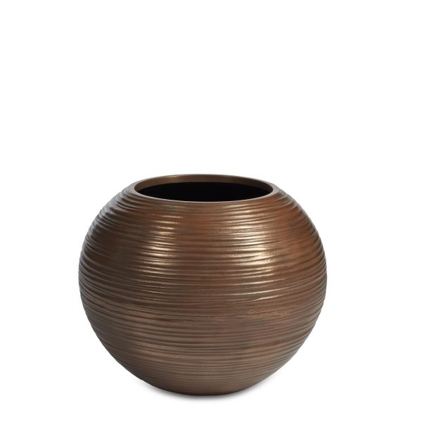 Curved Bowl Bronze
