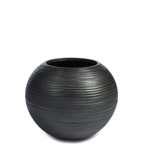 Curved Bowl Dark Grey