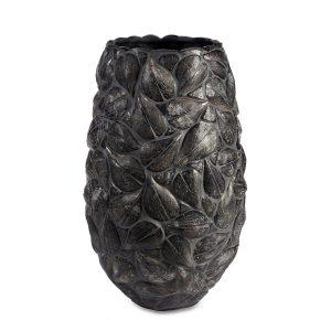 Mactan Vase Black