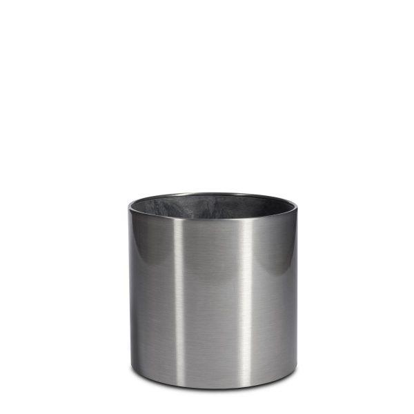 Metallo Pot Stainless Steel